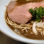 さんじ - 焙煎濃厚煮干 850円