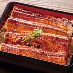 日本料理 矼 - うな重