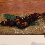魚料理専門 魚魚一 - きも焼き