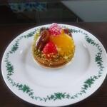 フランス菓子 葦 - 料理写真:タルトフリュイ