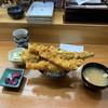 深川つり舟 - 料理写真:ミックス天丼