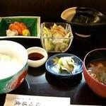 松竹膳處 - 日替わり 840円