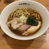 オカモト醤油ヌードル - 料理写真:
