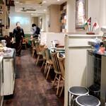 Cafe&kitchen オリエンタルSAPANA - 客席