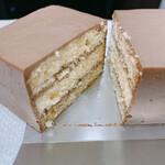 T2の菓子工房 - チョコレートケーキ③