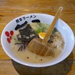 熊本ラーメンひごっこ - 料理写真:熊本ラーメン