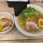 めん処羽鳥 - ランチセット 980円