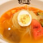 ぴょんぴょん舎オンマーキッチン - 料理写真:盛岡冷麺 特辛