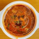 ミルチ - 野菜カレー@25番