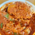 ミルチ - 野菜カレー