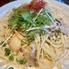 灯り家 - 料理写真:豚キムチのクリームソース¥1100
