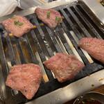 大阪焼肉・ホルモン ふたご - 牛タンうまい