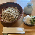 手打蕎麦 椋庵 - 料理写真:おろし蕎麦 1,320円