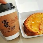 黒レンガ倉庫Cafe - 料理写真: