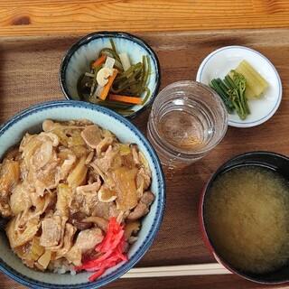 栂池山荘 - 料理写真: