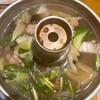 ナムチャイ - 料理写真:スープ 春雨のタイ風スープ