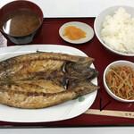 ヒモノ食堂 - 料理写真: