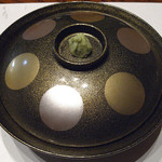 茶寮 一粋 料理屋 えん - 海苔茶漬け(450円)