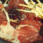 ちゅう兵衛 - 鮭親子丼