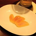 ボケロナ - 2012.10 スペイン産紅ダラのからすみ(450円)