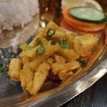 エベレスト セルフ キッチン - ネパール定食の副菜