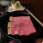 153301631 - 食べ比べの近江牛・神戸牛・松阪牛のリブロース・その1です。