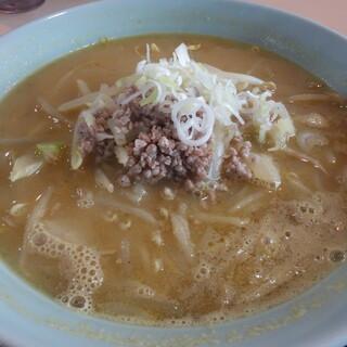 サッポロラーメンたき - 料理写真:味噌