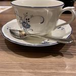 高倉町珈琲 - カップもなんか素敵.。.:*・'(*°∇°*)'・*:.。.