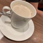 高倉町珈琲 - 旦那さんのカフェオレ