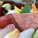 三朝寿司 - マグロ