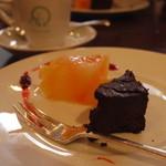 アズーリ - ランチコース(デザート)
