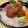 すみれ - 料理写真:海鮮丼アップ