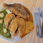 curry&quiche&bar たかおかcafe -