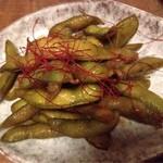 ロバタヤ 飛雄馬 - 醤油漬け枝豆