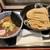 松戸富田麺絆 - 料理写真:濃厚つけ麺 中 970円