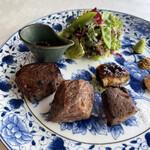 tcc 炉窯炭火焼Steak -