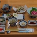 奥入瀬グリーンホテル - 料理写真:夕食