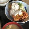 山角 - 料理写真:チキン南蛮定食920円