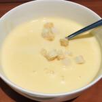 153330827 - コーンスープ