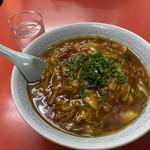 新華 - 料理写真:タンタンメン(700円)