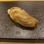 153334128 - 春子鯛、黄身酢のおぼろまぶし