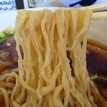 15334233 - 正油らーめん:麺