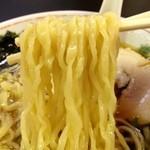 15334351 - ラーメン:麺