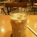 タリーズコーヒー - アイスラテ(ショート)・・・340円
