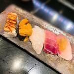 えんどう寿司 - 一皿目