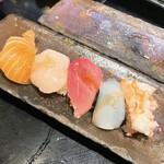 えんどう寿司 - ニ皿目