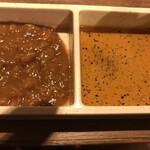 ハヌリ - サムギョプサルのタレ。味噌にコチュジャン投入すると相性抜群です!