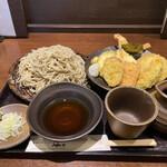 Ryu庵 - 料理写真:上天盛り大盛り
