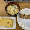 百万堂 - 料理写真:玉吸い+玉子焼き+おでん  140円+200円+100円