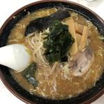 ラーメンハウス大和 - 料理写真:味噌ラーメン(680円)